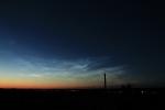 NLC's @ 01:36, NE-E sky